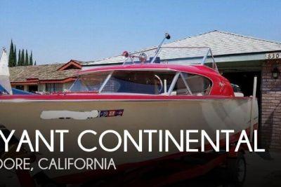 1958 Bryant Continental