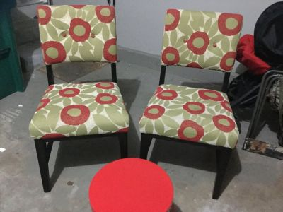 2 Pier One Chairs