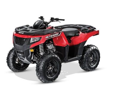 2016 Arctic Cat Alterra 550 ATV Sport Utility Tully, NY