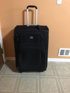 American Tourister Burst wheels luggage