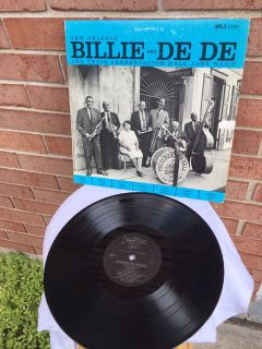 New Orleans' Billie And De De And Their Preservation Hall Jazz Band 1966 LP VG+