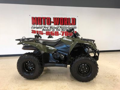 2015 Suzuki KingQuad 400ASi Utility ATVs Herkimer, NY