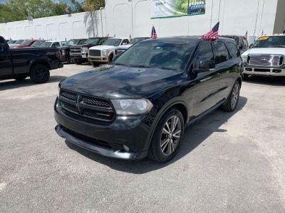 2013 Dodge Durango R/T (Black)