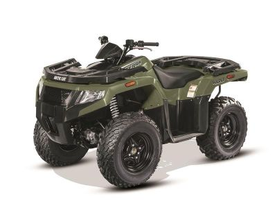 2017 Arctic Cat Alterra 400 Utility ATVs Francis Creek, WI