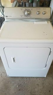 Maytag centennial washer and dryer