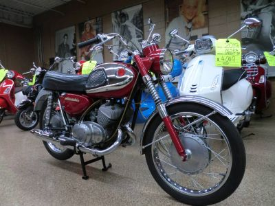 1966 Suzuki T20 Street Motorcycle Downers Grove, IL