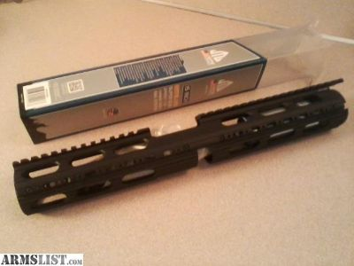 "For Sale: AR/M4 UTC (Made in USA) 15"" Rail System"