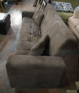 Couch and a pull out day bed