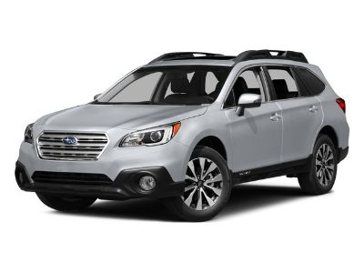 2015 Subaru Outback 2.5i Limited (Crystal White Pearl)