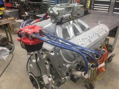 Nascar/Busch East LS2 Motor