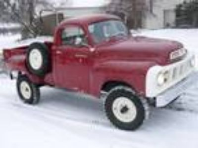 1960 Studebaker Pickup Truck 4X4