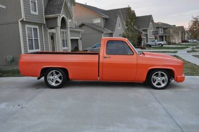 1981 Chevrolet/Chevy 1/2 Ton Long Bed Daily Driver!