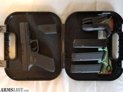 For Sale/Trade: Glock 17 gen 4 Like New
