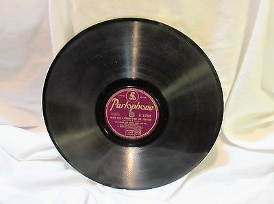 1940 thorburn piano nearness of you/never took lesson 78 rpm etched album 10""