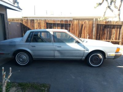 87 Buick Century Limited