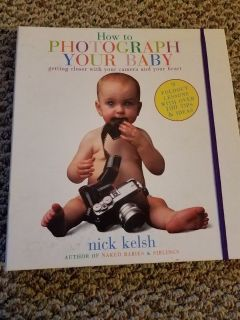 How to Photograph Baby Book