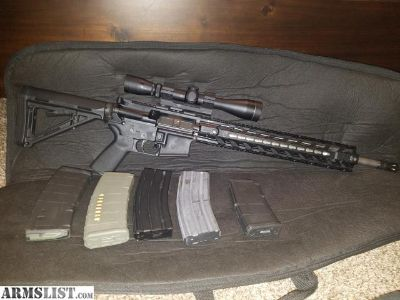 For Sale: FNH AR-15