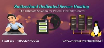 Switzerland Dedicated Server Hosting  Best Features & Plans