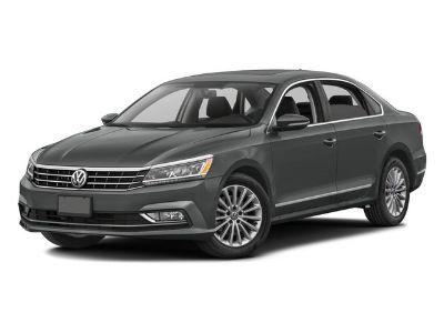2016 Volkswagen Passat SE (Gray)
