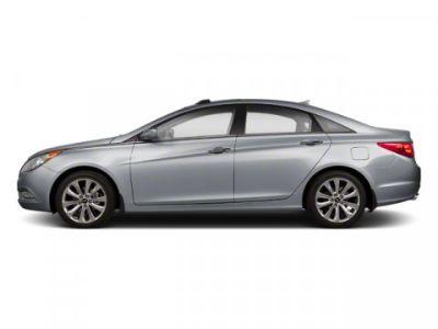 2012 Hyundai Sonata GLS (Radiant Silver)