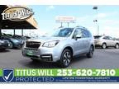 used 2018 Subaru Forester for sale.