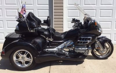 Honda Goldwing Trike 2010