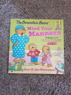 THE BERENSTAIN BEARS BOOK