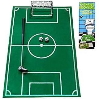 Soccer Toiletry Gadget