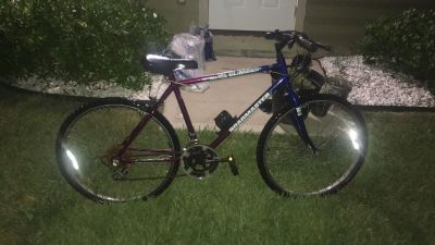 Mountain bike nothings wrong with it price negotiable