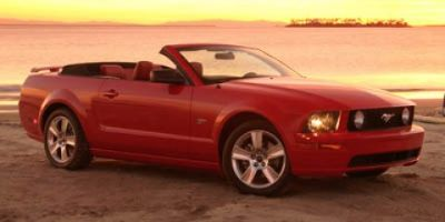 2005 Ford Mustang GT Deluxe (Redfire Clearcoat Metallic)