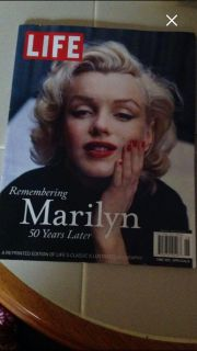 Life Magazine Collector Edition Remembering Marilyn