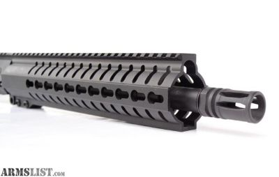"For Sale: 308 12"" CMMG KEYMOD FREE FLOAT COMPLETE UPPER - NO BCG"