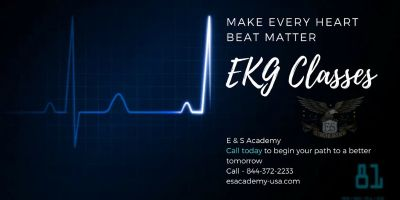 Be Your Future with EKG Certification Classes