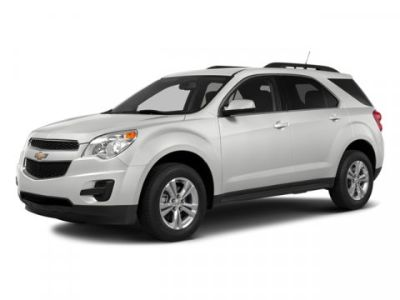 2014 Chevrolet Equinox LS (Black)