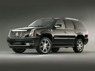 2008 Cadillac Escalade Base (Infrared)