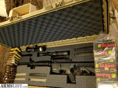 For Sale: AR-15 with extras