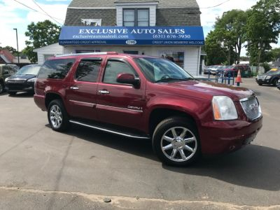 2008 GMC Yukon XL Denali (Red Jewel Tintcoat)