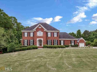 3335 McKinley Point Dr DACULA Six BR, Stunning Brick Estate