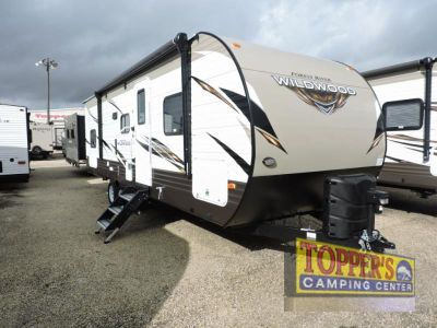 2018 Forest River Rv Wildwood 28DBUD