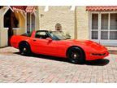 1993 Chevrolet Corvette 66 5.7L V8 MFI