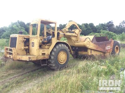Cat 621B Motor Scraper