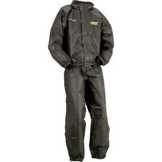 Sell Moose Racing Mud Rainsuit 2 Piece Set Black motorcycle in Holland, Michigan, United States, for US $60.64