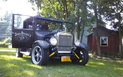 1927 Ford Model-T Tudor