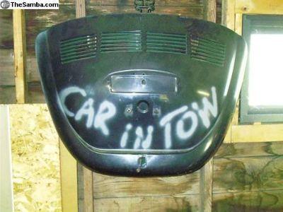 1968 + up rear deck lid
