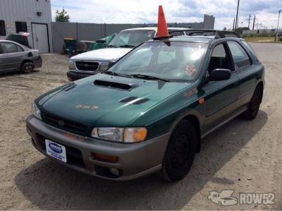 1999 Subaru Impreza Wagon