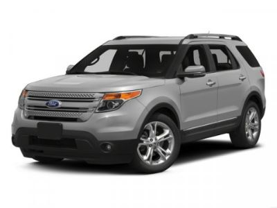 2015 Ford Explorer Limited (Blue)