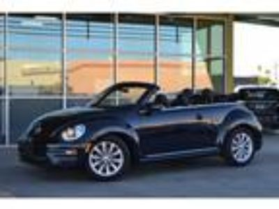 Used 2018 Volkswagen Beetle Convertible S for sale