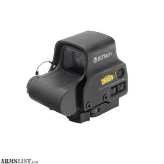 For Sale: EOTech Tactical Holographic Night Vision Compatible Sight 68MOA Ring with 1MOA Dots EXPS3-0