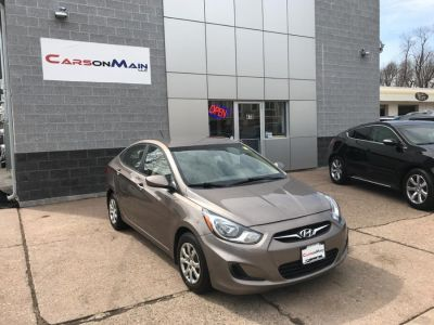 2012 Hyundai Accent GLS (Brown)