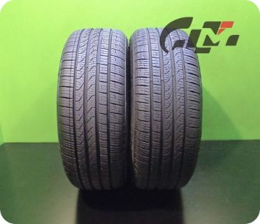Find 2 LikeNEW Pirelli Tires 225/45/18 Cinturato P7 91V RunFlat OEM BMW #37224 motorcycle in Pompano Beach, Florida, United States, for US $260.00